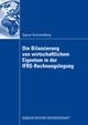 Die Bilanzierung von wirtschaftlichem Eigentum in der IFRS-Rechnung