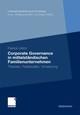 Corporate Governance in mittelständischen Familienunternehmen