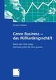 Green Business - das Milliardengeschäft