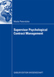 Supervisor Psychological Contract Management