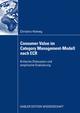 Consumer Value im Category Management-Modell nach ECR
