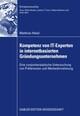 Kompetenz von IT-Experten in internetbasierten Gründungsunternehmen