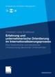 Erfahrung und unternehmerische Orientierung im Internationalisierungsprozess