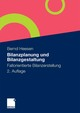 Bilanzplanung und Bilanzgestaltung
