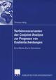 Verfahrensvarianten der Conjoint-Analyse zur Prognose von Kaufentscheidungen