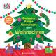 Die kleine Raupe Nimmersatt feiert Weihnachten