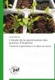 L'étude de la germination des graines d'Arganier