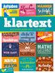 Klartext - Wochenplaner Kalender 2022