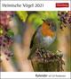 Heimische Vögel Kalender 2021