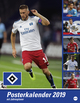 HSV Posterkalender - Kalender 2019