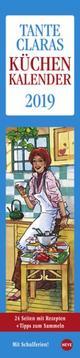 Tante Claras Küchenkalender - Kalender 2019