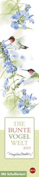 Die bunte Vogelwelt - Kalender 2019