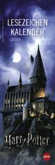 Harry Potter - Lesezeichen & Kalender 2019