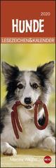 Hunde - Lesezeichen & Kalender 2020