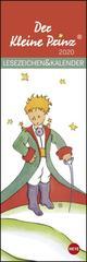 Der Kleine Prinz - Lesezeichen & Kalender 2020