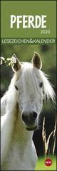 Pferde - Lesezeichen & Kalender 2020