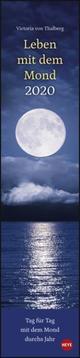 Leben mit dem Mond long Kalender 2020