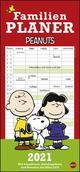 Peanuts Familienplaner Kalender 2021