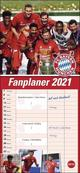 FC Bayern München Fanplaner Kalender 2021