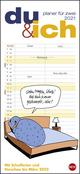 Du & ich - Planer für zwei Kalender 2021