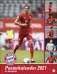 FC Bayern München Posterkalender Kalender 2021