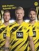 Borussia Dortmund Posterkalender Kalender 2021