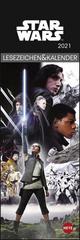 Star Wars - Lesezeichen & Kalender 2021