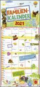 Unser Familienkalender Kalender 2021