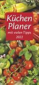 Küchenplaner Kalender 2022