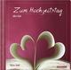 Geschenkbuch - Zum Hochzeitstag alles Gute - (16 x 16,5)