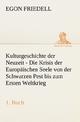 Kulturgeschichte der Neuzeit - 1.Buch