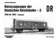 Reisezugwagen der Deutschen Reichsbahn 3
