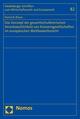 Das Konzept der gesamtschuldnerischen Verantwortlichkeit von Konzerngesellschaften im europäischen Wettbewerbsrecht