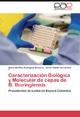 Caracterizacion Biologica y Molecular de cepas de B.thuringiensis