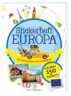Stickerheft Europa