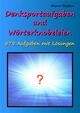 Denksportaufgaben und Wörterknobeleien