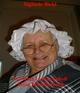 Auf Oma Lindas Schoß