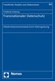 Transnationaler Datenschutz