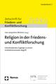 Religion in der Friedens- und Konfliktforschung