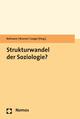 Strukturwandel der Soziologie?