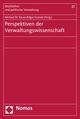 Perspektiven der Verwaltungswissenschaft