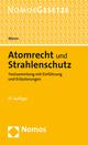 Atomrecht und Strahlenschutz