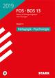 FOS/BOS 2019 - Pädagogik/Psychologie 13. Klasse - Bayern