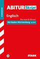 STARK AbiturSkript - Englisch - Abi Baden-Württemberg ab 2019