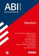STARK Abi - auf einen Blick! Deutsch Sachsen 2020