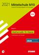 STARK Original-Prüfungen und Training Mittelschule M10 2021 - Mathematik - Bayern