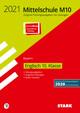 STARK Original-Prüfungen mit Lösungen Mittelschule M10 2021 - Englisch - Bayern