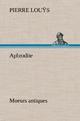 Aphrodite Moeurs antiques