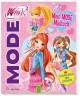 Winx Club - Mein Mode-Malbuch (rosa)