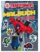 Transformers: Robots in Disguise - Malbuch mit Stickern
